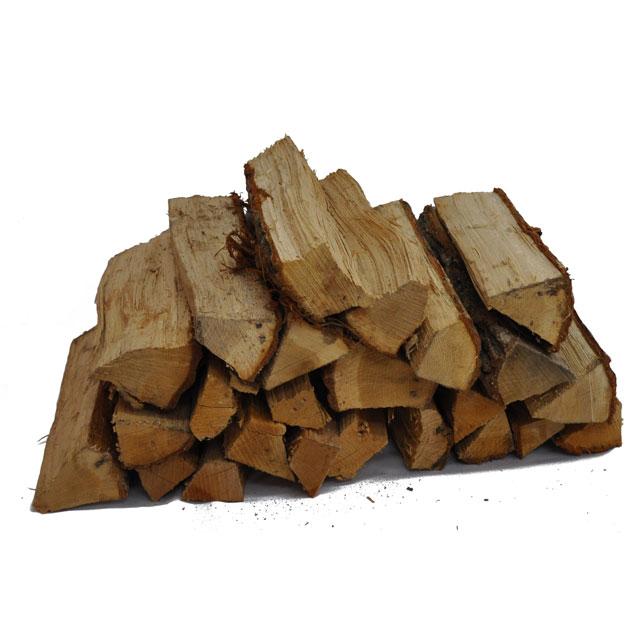 能登産ナラ乾燥薪36cm大中割 25kg箱入(北陸A) 10箱(250kg) 能登産 薪ストーブ、暖炉用 アウトドア用にも