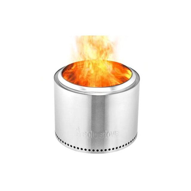 SOLO STOVE ソロストーブ ボンファイヤー【送料無料】|シリーズ最大のファイヤープレイス|薪を使って豪快に焚火ができます。