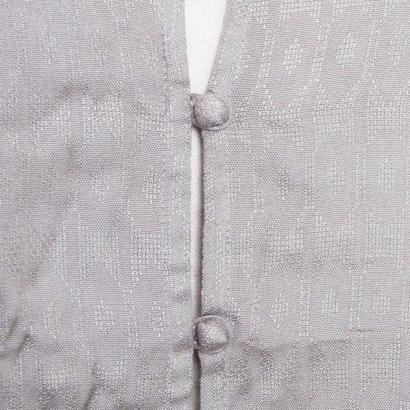レーヨンジャガードロングカーディガン/【エスニックファッション】/カーディガン/ブラウス/羽織り/レーヨン/秋物/エスニック/レディース/ロング/長袖/レディースファッション