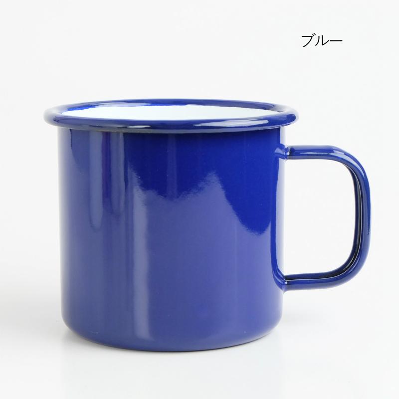 シャスタホーローマグカップ