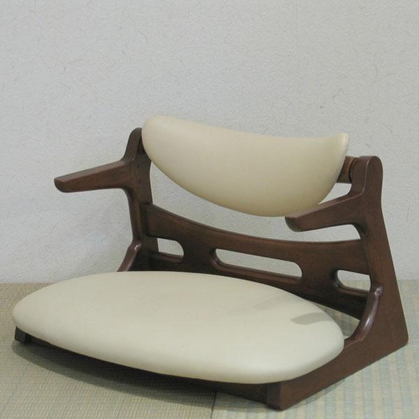 キャスパーチェア 座椅子 座イス 座面高10cm CAチェア(キャスパーチェア) 100R-BE 送料無料