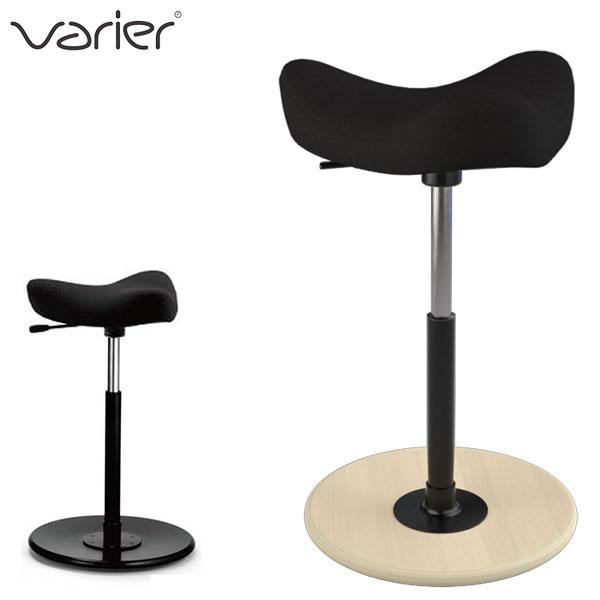 バランスチェア ムーブ バリエール Varier Move ファブリック:ブラック(FA0999) 高さ56~82cm | 北欧 スツール ヴァリエール バランスチェアー
