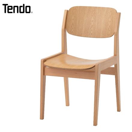 天童木工 ダイニングチェア チェア(小イス) S-0507NA-NT グッドデザイン賞 (tendo ダイニングチェア 天童木工 椅子 いす イス)