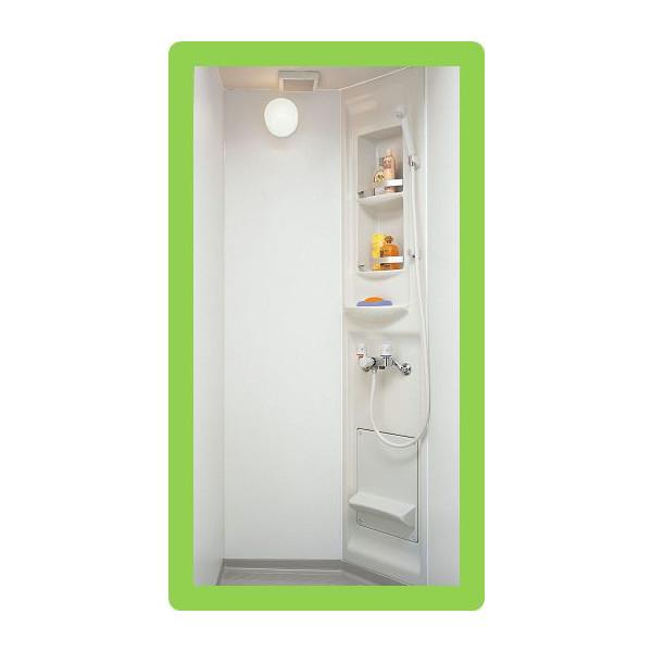 INAX シャワーユニットSPB-0808SBEL(ビルトインタイプ)送料無料!