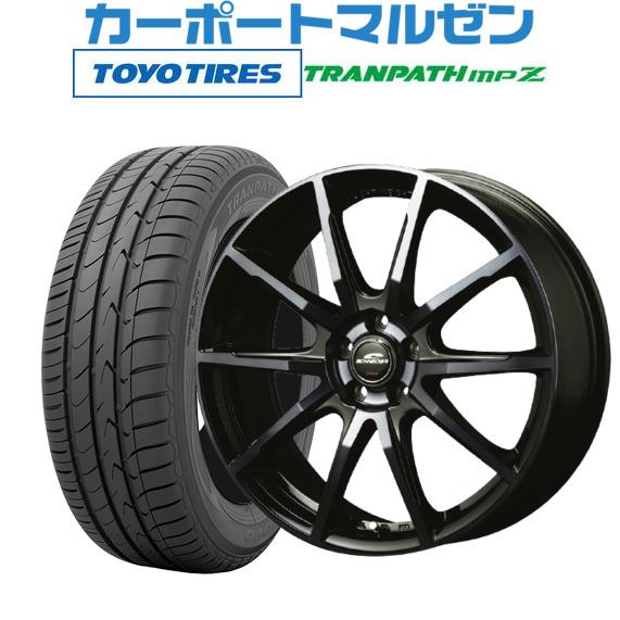 新品 205 65R16 サマータイヤ ホイール 4本セット セール特価 送料無料 4本セットMID 至高 DBLUE16インチ シュナイダー 95H トランパス mpZ205 6.5Jトーヨー DR-01BP