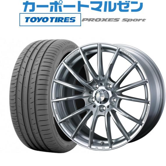 驚きの安さ 【お買い物マラソン期間 全商品P5倍 (数量限定) PROXES】新品 プロクセス・送料無料・4本セットウェッズ ウェッズスポーツ SA-35RVi-Silver(ブイアイ-シルバー)17インチ 7.0Jトーヨー プロクセス PROXES スポーツ215/50R17 95W XL (数量限定), 鮫川村:b1b1a3e8 --- easyacesynergy.com