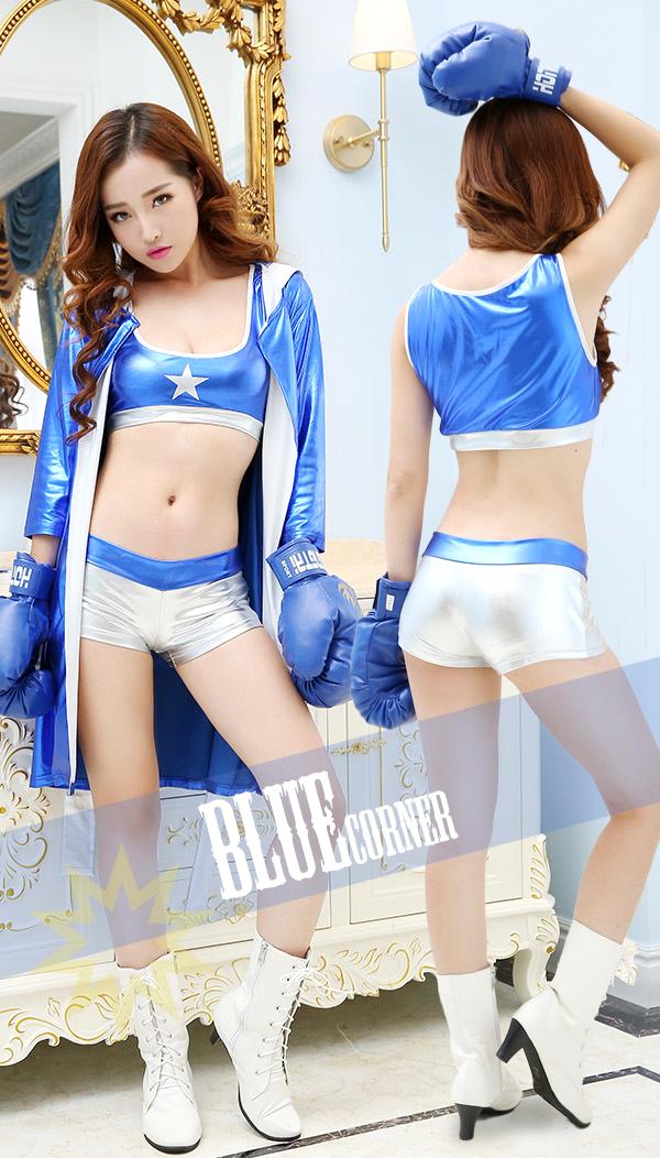 Sexy boxer girl costume, solvang pics topless