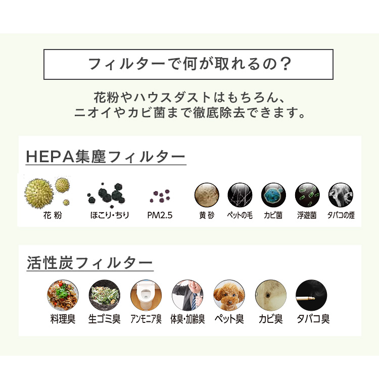 アイリスオーヤマ PM2.5対応空気清浄機PM2.5ウォッチャー 17畳用[cpir]