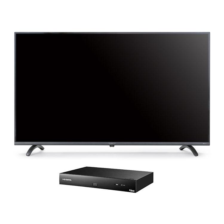 4Kテレビ 55型 音声操作 4K対応チューナーセット品送料無料 テレビ チューナー セット TV 4K 43V 43型 4K対応 音声操作 アイリスオーヤマ