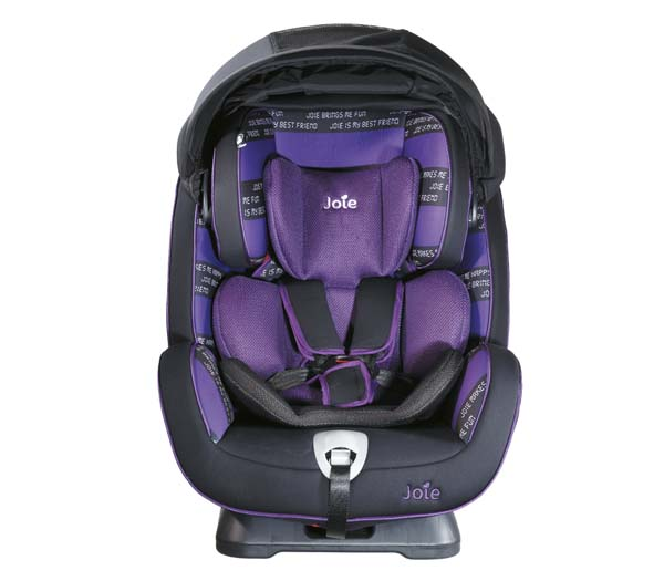 Valiant KATOJI Joie car seat canopy / 38413 digital border