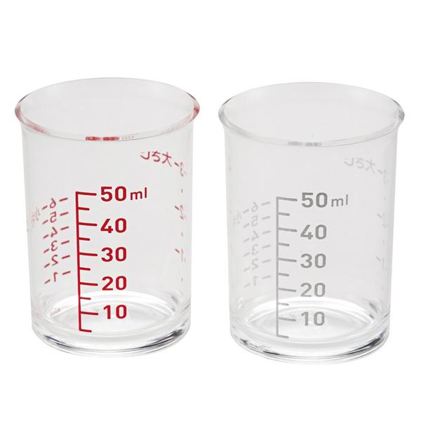 貝印挑選100量杯50ml(2個組)000DH3111