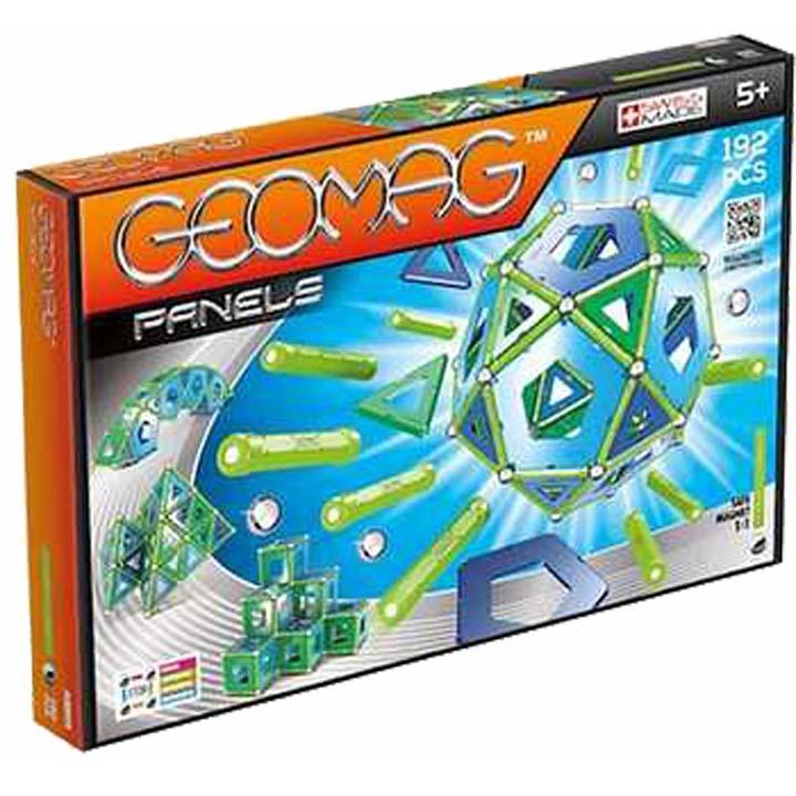 ゲオマグ 464 パネル 192 送料無料 おもちゃ 知育 磁力 ひらめき ゲオマグWJ 【TC】