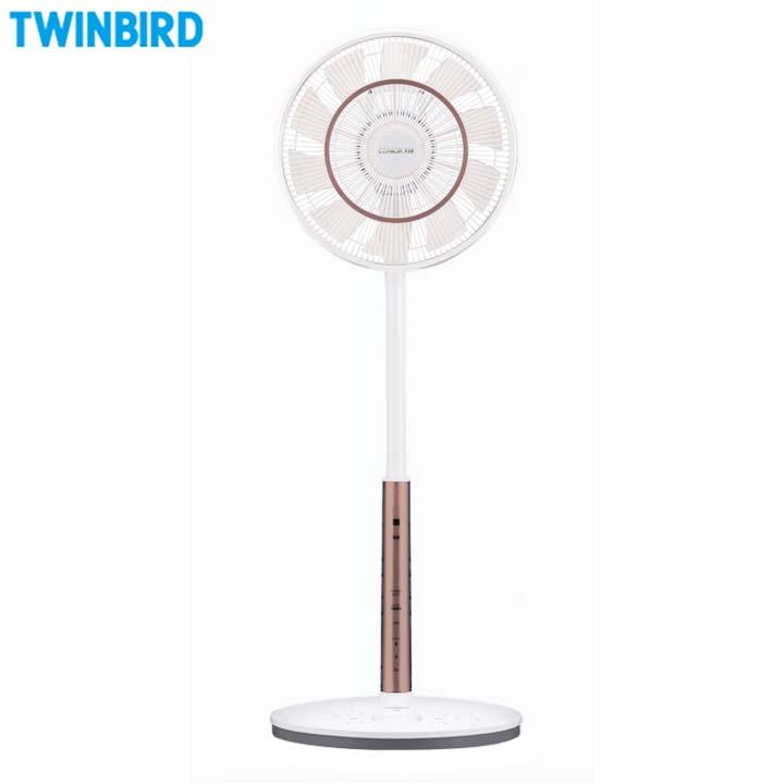 扇風機 コアンダエア ホワイト EF-DJ69W おしゃれ サーキュレーター リモコン タイマー 首振り 扇風機サーキュレーター 扇風機リモコン サーキュレーターリモコンツインバード TWINBIRD 【TC】 【TW】【HL532P11May13】