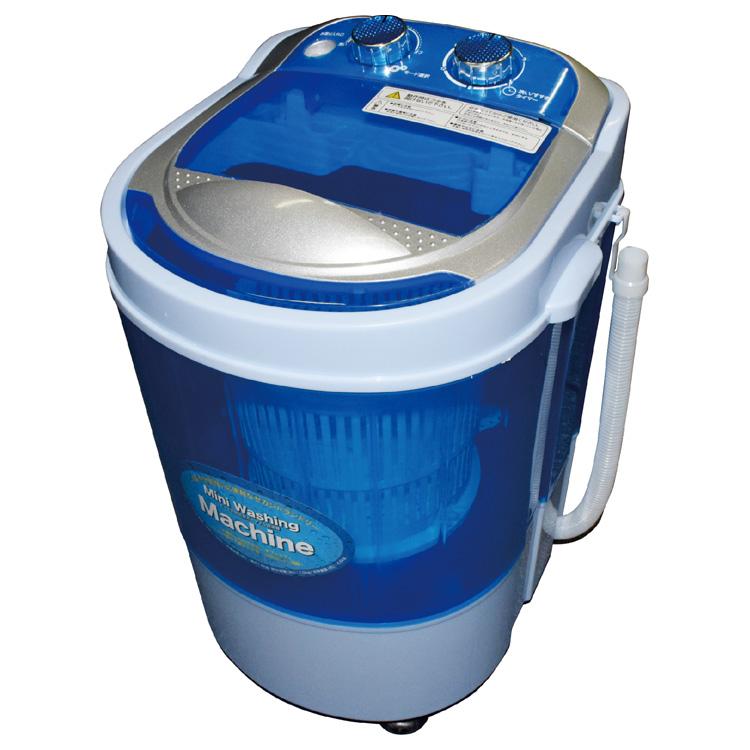 1.8kg 洗いミニ洗濯機 MWM1000送料無料 小型 ミニランドリー 洗濯物 少量 家電 【D】【B】
