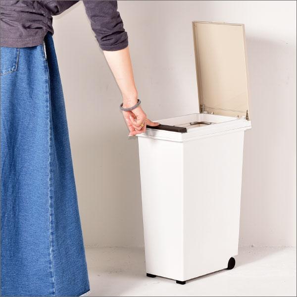 有有日本制造埃文推佩尔20L垃圾箱垃圾箱灰尘箱盖子的盖子,不看得见玩笑漂亮的分辨分辨垃圾箱室外垃圾箱纤细垃圾箱厨房垃圾箱室内装饰杂货北欧客厅垃圾箱设计厨房垃圾尿布的收藏柜台广场ASVEL
