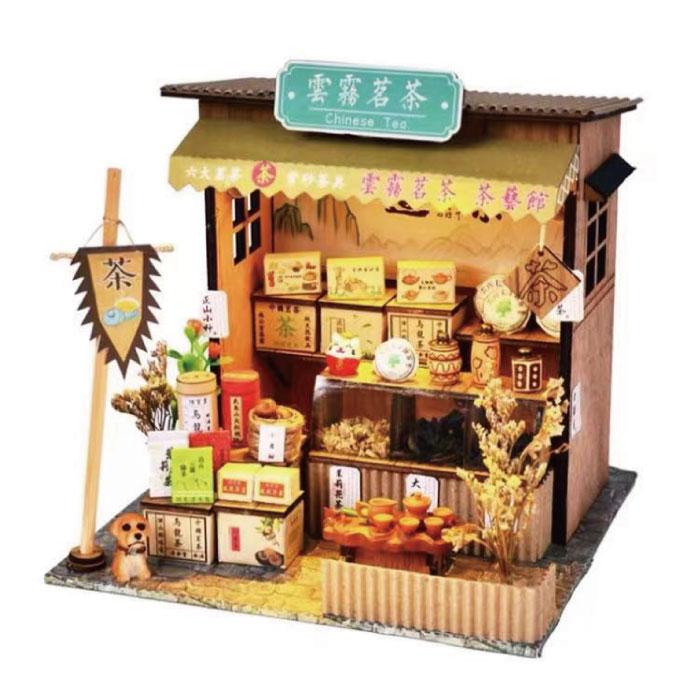手作りドールハウス ミニチュアハウス ジオラマ メーカー公式 ブランド激安セール会場 中国語説明書 6927296403299-bm831 英語