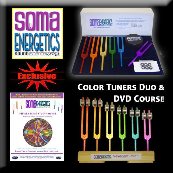 SomaEnergetics社 ソルフェジオチューナーセット&ソルフェジオボディチューナーセット 音叉 日本語説明書付き Solfeggio Energy Tuners&Solfeggio Body Tuners