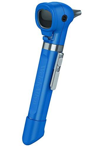 Welch Allyn [ウェルチアレン]ポケットプラス LED耳鏡(単3乾電池式・全4色) 22880 (スカイブルー 22880-BLU)