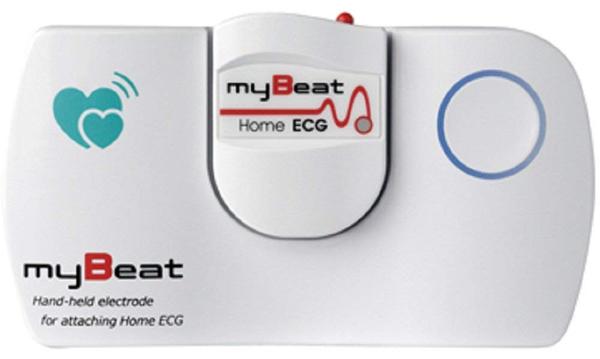 myBeatホームECG(携帯型心電計) 862-0010
