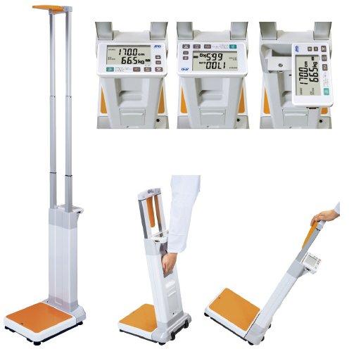 デジタル身長体重計 AD-6351 3区検定品 エー・アンド・デイ