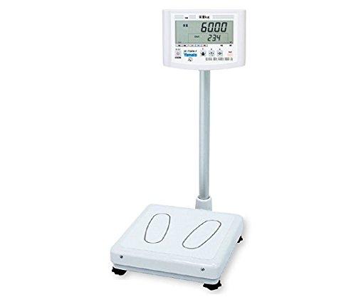 大和製衡0-3406-45デジタル体重計[検定付]DP-7700PW-F一体型
