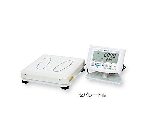 大和製衡0-3406-46デジタル体重計[検定付]DP-7700PW-FSセパレート型
