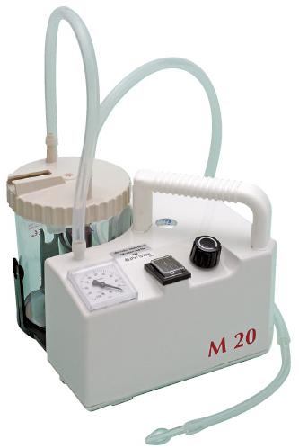 吸引器 アスピレーターM20 0650010(500CCボトルツキ) 23-2795-00