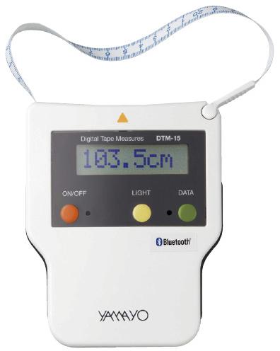 デジタルメタボメジャー DTM-15B 23-3029-00