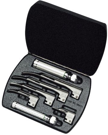 WA喉頭鏡セット(ミラー) 68696-LED 24-6359-00
