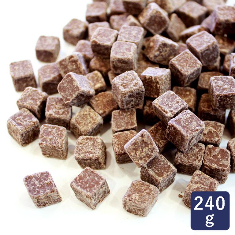 供立方体巧克力M10T 240g制造糕点使用的巧克力<点心素材面包素材巧克力>_
