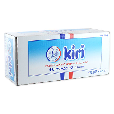 * KIRI Cream Cheese 1 kg cheese cream cheese cheesecake _