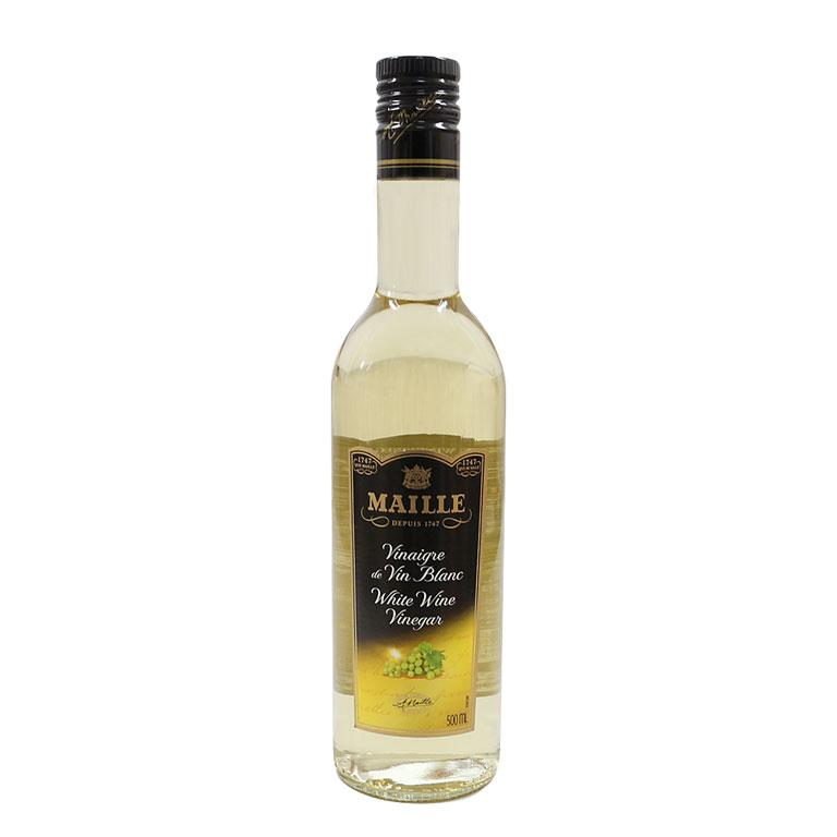 爽やかな酸味と甘み 白ワインビネガー MAILLE 500ml 敬老の日 付与 マイユ ハロウィン 醸造酢_ 安い 激安 プチプラ 高品質