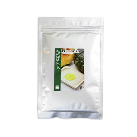 Japanese pumpkin powder 100 g (vegetable powder and pumpkin-powder) ___ _