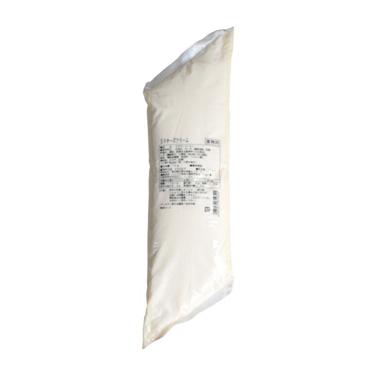 レアチーズケーキ風の味わいが楽しめる クリーム SVチーズクリーム ソントン 1kg_おうち時間 パン材料 パン作り 激安格安割引情報満載 お菓子作り 手作り 人気ブランド多数対象 お菓子材料