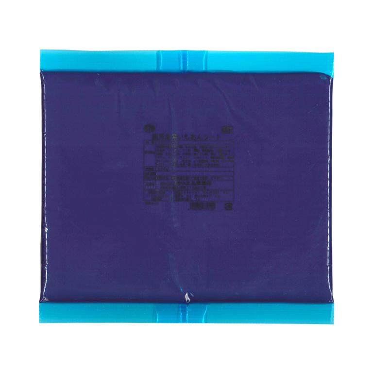 紫いもをたっぷり使った色鮮やかなシートです。 折込シート 鹿児島紫いもあんシート 田中食品 600g さつまいもあん_ ハロウィン 敬老の日