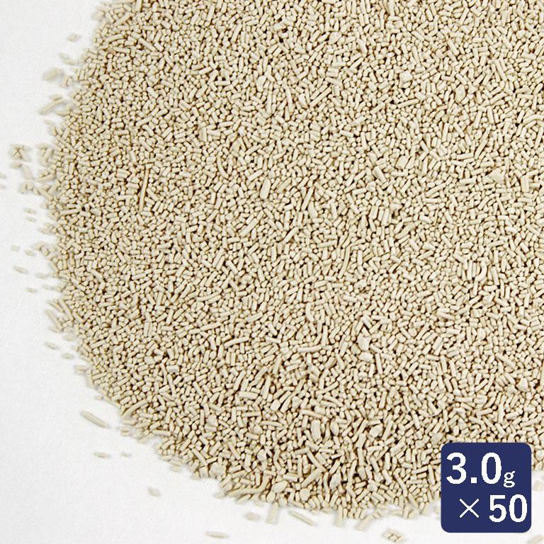 酵母 インスタントドライイースト無印(3gタイプ) 3gx50 ホームベーカリー_