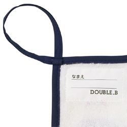 Double B ★ DB ★ ブラックベアハンド towel