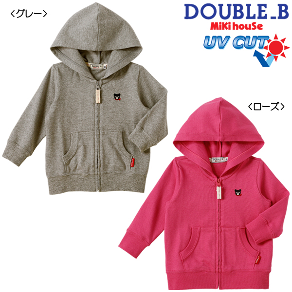 Double B ■ Everyday Double_B ★ and I firmly and soft Parka (90-130)