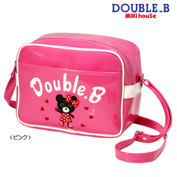★Double B ★ girls going to kindergarten bag