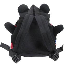 雙B黑色提高基本工資★小型帆布背包