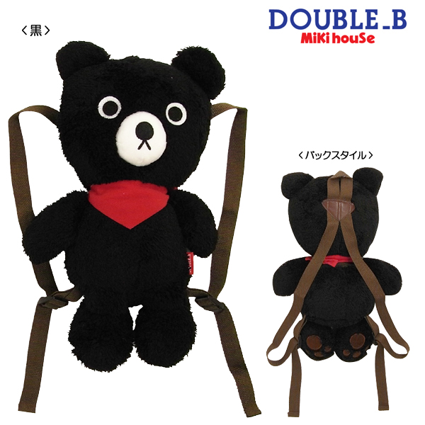 Double B plush bear ☆ Luc