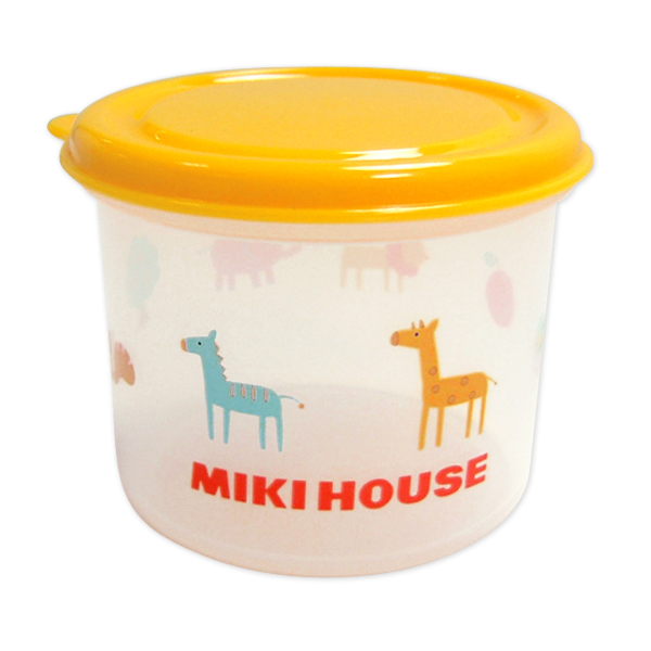 (recommendation!) ★Miki house baby petit animal ☆ snack cup