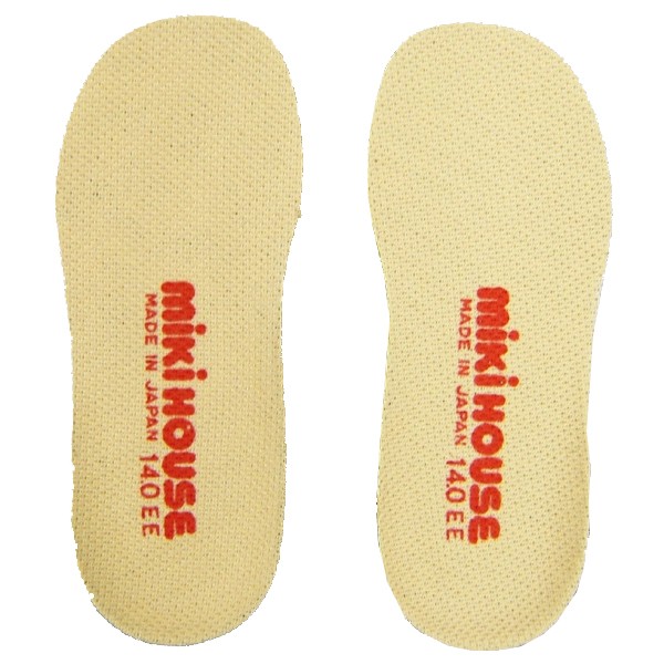 Miki house insole (14-20cm)