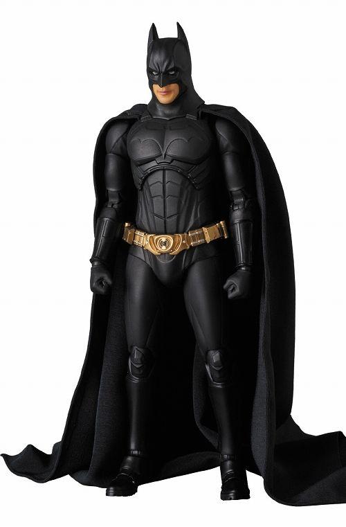 【お取り寄せ品】【メディコム・トイ】マフェックス(MAFEX)/ バットマン ビギンズ: バットマン