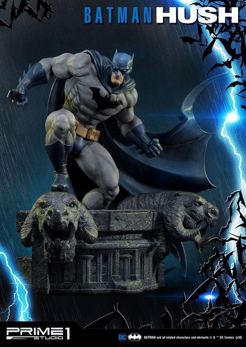 【予約商品】【プライム1スタジオ】 【内金確認後のご予約確定】【送料無料】ミュージアムマスターライン/ バットマン ハッシュ: バットマン 1/3 スタチュー MMDCBH-01