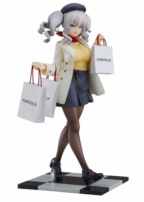 【予約商品】【グッドスマイルカンパニー】 艦隊これくしょん -艦これ-/ 鹿島 1/8 PVC お買い物 mode ver