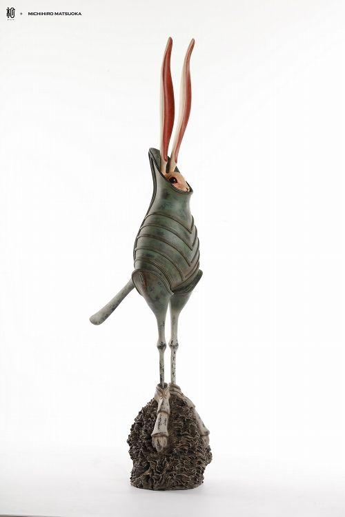 【予約商品】【Sum-Art】 【国内限定流通】コクーン・グリーン by 松岡ミチヒロ スタチュー 大サイズ ver