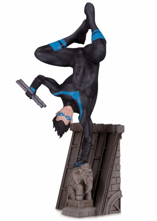【予約商品】【DCコレクタブルズ】 バットマン ファミリー/ ナイトウィング マルチパート スタチュー