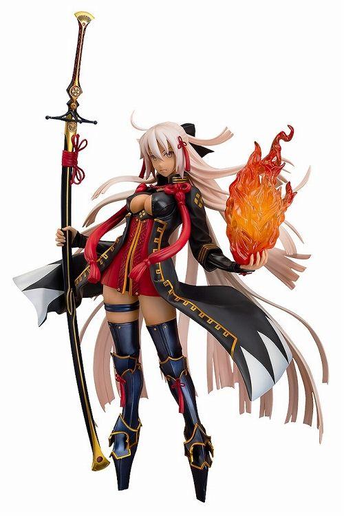 【予約商品】【アクアマリン】 Fate Grand Order FGO/ アルターエゴ 沖田総司 オルタ 1/7 PVC