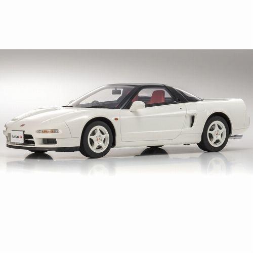 【京商】 【お取り寄せ品】SAMURAIシリーズ/ ホンダ NSX タイプR ホワイト 1/12 KSR12003W
